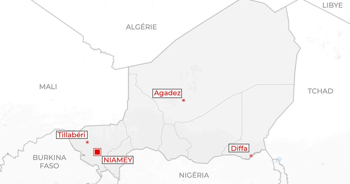 Niger : un premier semestre d'opérations CICR tout azimut
