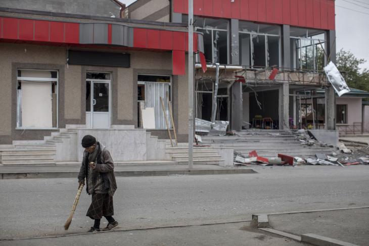 Haut-Karabakh : condamnation des attaques ayant tué et blessé des civils