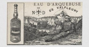 La Croix-Rouge & l'Eau d'Arquebuse