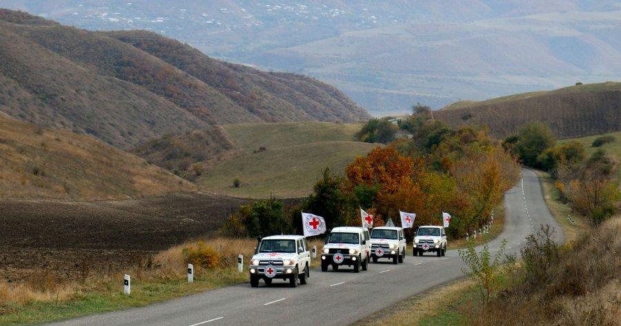Haut-Karabakh : le CICR facilitateur pour la restitution des dépouilles de combattants et le rapatriement de prisonniers