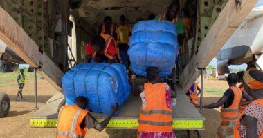 Soudan du Sud : défi logistique pour assister 16 600 déplacés dans les Maruwa Hills