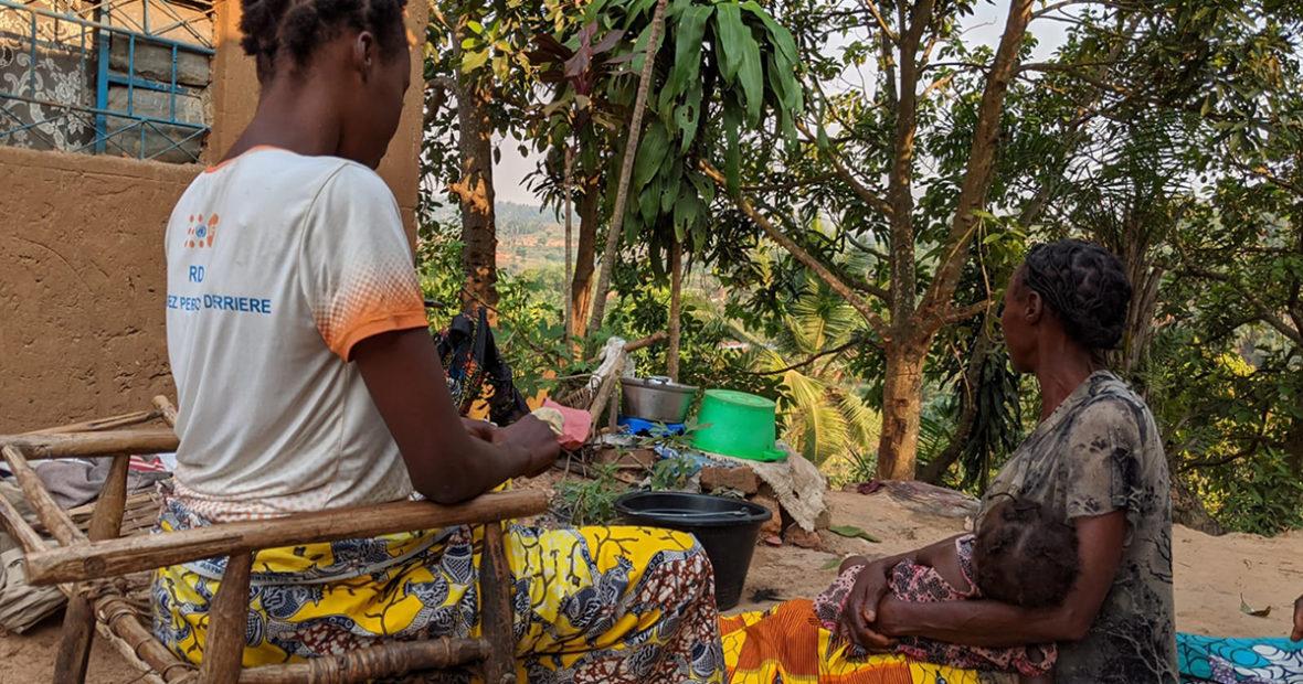 Survivre aux violences sexuelles, l'histoire de Thérèse en République démocratique du Congo