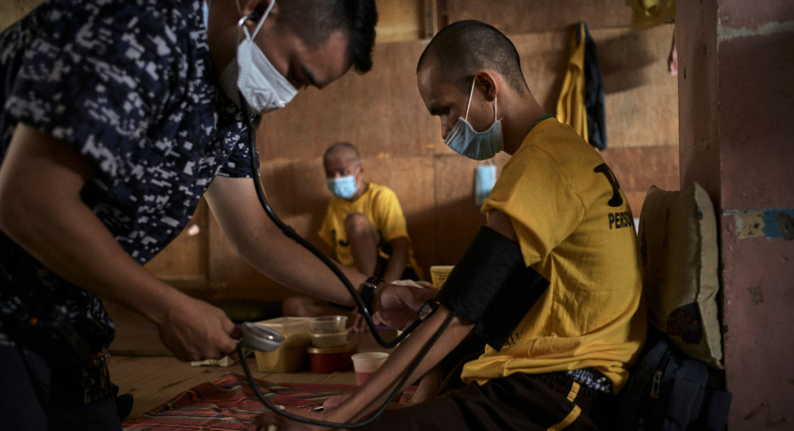 Vaccins contre le Covid-19 : les victimes des conflits armés ne doivent pas être oubliées