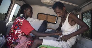 Éthiopie : ceux qui ont pu se réfugier au Soudan