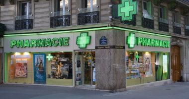 Quand la croix des pharmacies était rouge