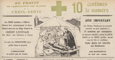 La Croix-Rouge et les croix vertes