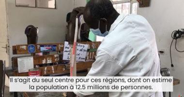 Ethiopie : le CICR renforce les moyens de son centre orthopédique de Mekele dans le Tigré