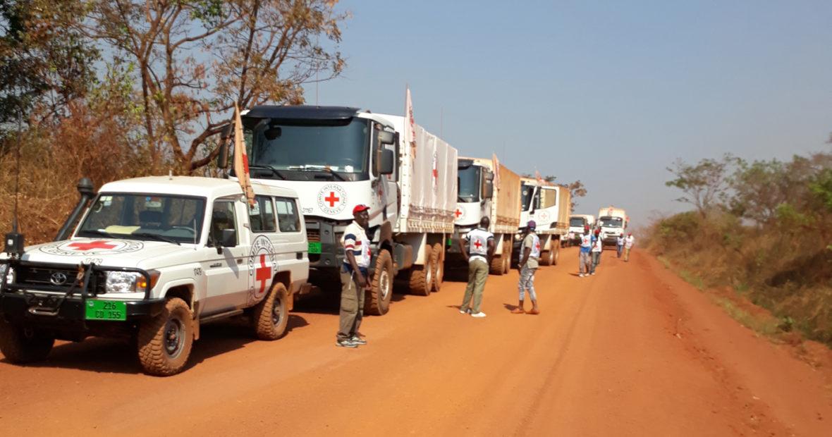 RCA : le récit de la négociation ayant permis l'acheminement de 135 tonnes d'aide