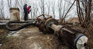 Conflit du Donbass : assurer l'accès à l'eau des populations
