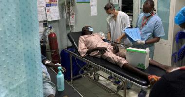 Nigéria : 17 blessés lourds pris en charge par l'équipe chirurgicale du CICR à Maiduguri