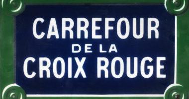 Paris : la Croix-Rouge d'avant la Croix-Rouge française