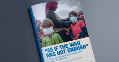 Le CICR publie un rapport sur l'impact du Covid-19 dans les conflits armés