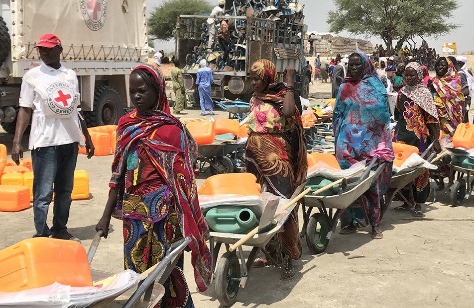 Tchad : bilan 2020 des opérations du CICR en temps de pandémie