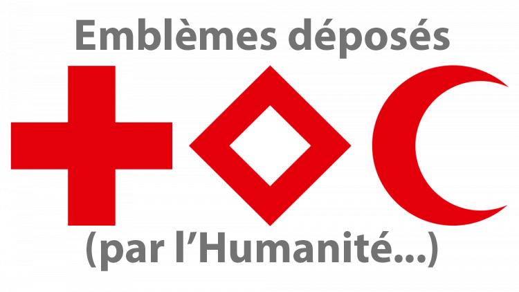 Emblème Croix-Rouge : de la protection universelle à l'usage indicatif