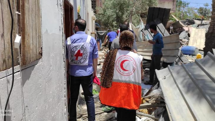 Bilan de la réponse humanitaire du CICR à Gaza après un nouveau cycle de violence