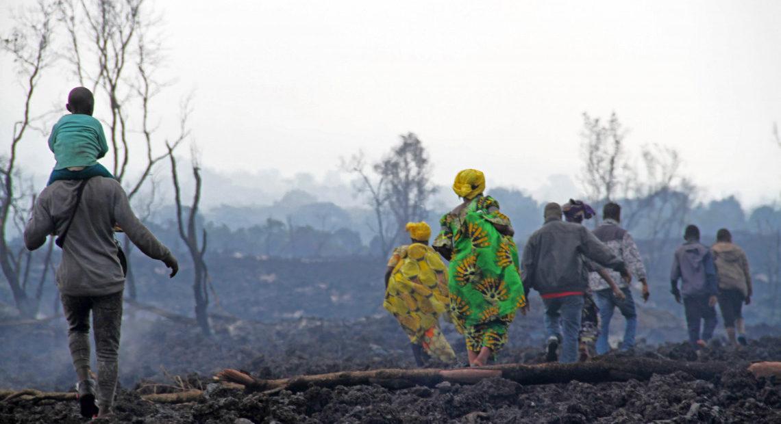 En RDC, les besoins sont immenses après l'éruption du Nyiragongo