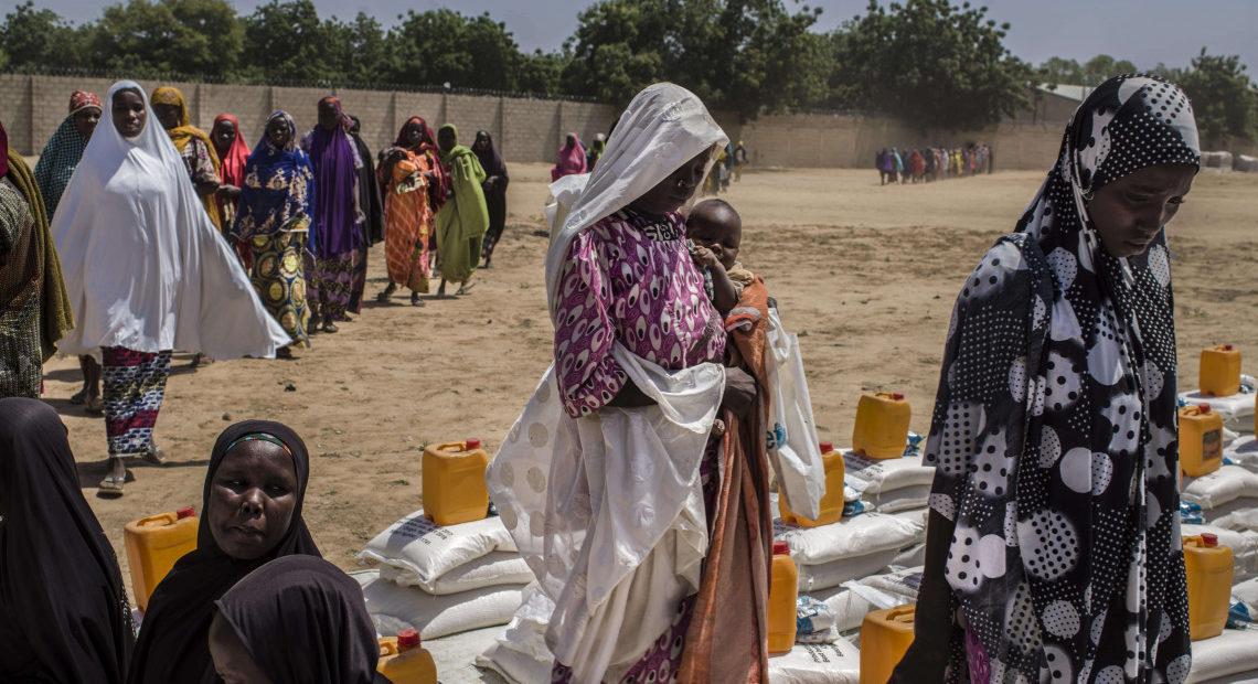 Nigéria : se laver les mains, d'accord, mais encore faut-il avoir de l'eau et du savon