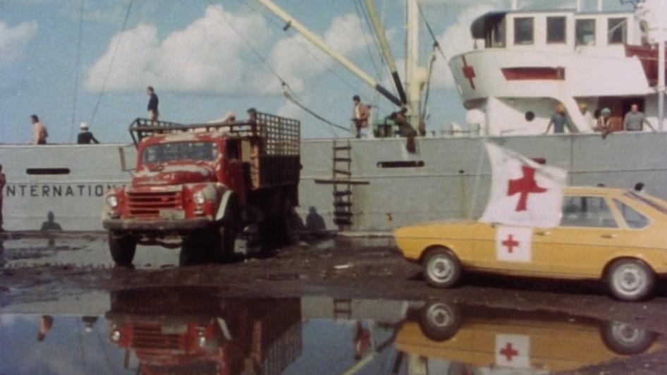 Découvrez le film qui retrace les missions du CICR au Liban en 1976