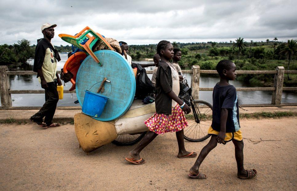 République démocratique du Congo : le CICR se retire du Kasaï