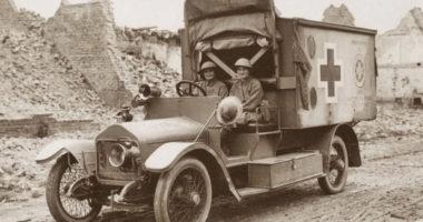 Elsie et Mairi, les madones de la Première Guerre mondiale