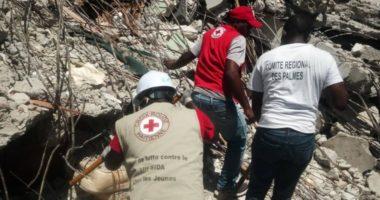 Tremblement de terre et tempête à Haïti, la Croix-Rouge se mobilise