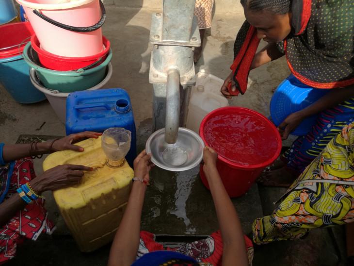 République centrafricaine : les activités du CICR de janvier à juin 2021