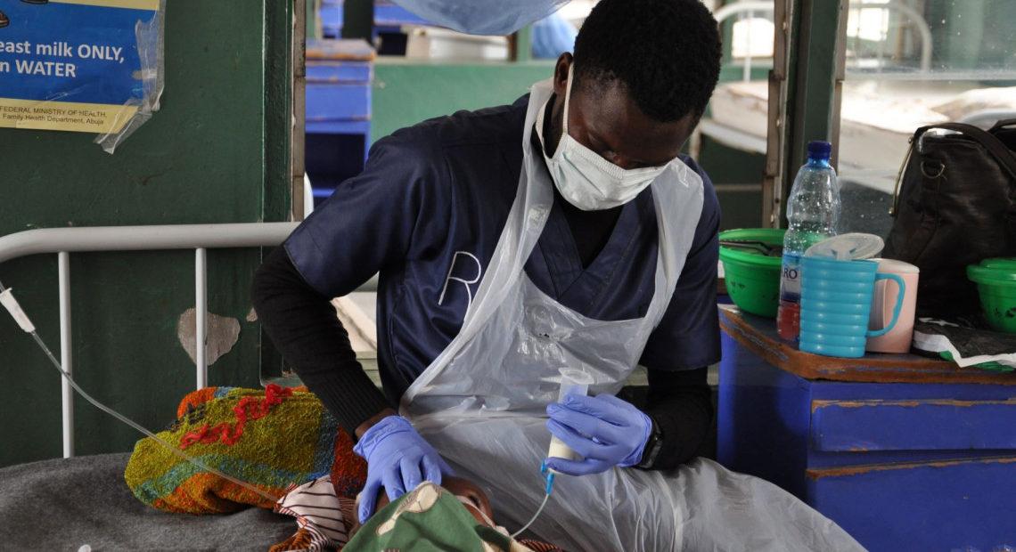 Nigéria : des centaines de milliers de personnes vulnérables soutenues par le CICR