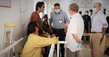Afghanistan : «une population meurtrie et une nation à genoux après 40 années de guerre»