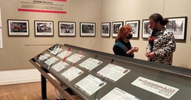 Paris : exposition «Guerre en ville» à la galerie «Fait & Cause» jusqu'au 18 décembre