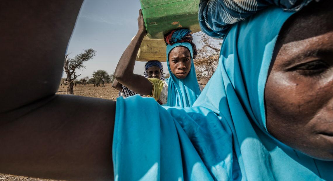 Burkina Faso : qu'a fait le CICR depuis début 2021 ?