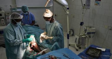 Somalie : Madina, l'hôpital de guerre à Mogadiscio soutenu par le CICR