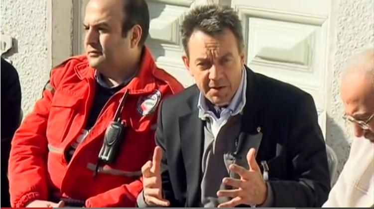 ICRC president deeply concerned about plight of civilians in Syria (video)