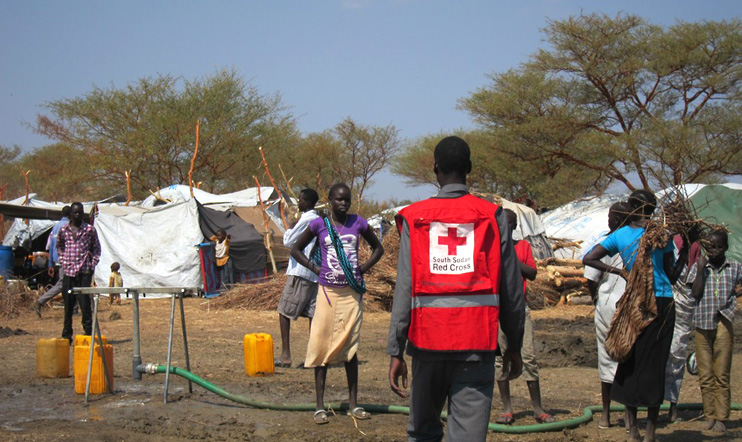 South Sudan: Scrambling to meet urgent needs in Unity state