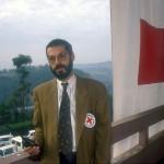 ראש משלחת ה- ICRC בזמן רצח העם ברואנדה, פיליפ גילאר