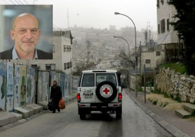 New Head of Delegation for ICRC in Israel and the occupied territories