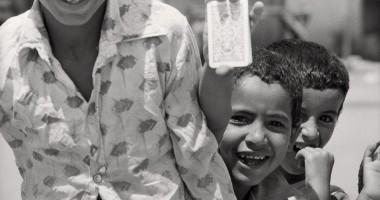 פני המלחמה: תערוכת צילומים של ז'אן מור