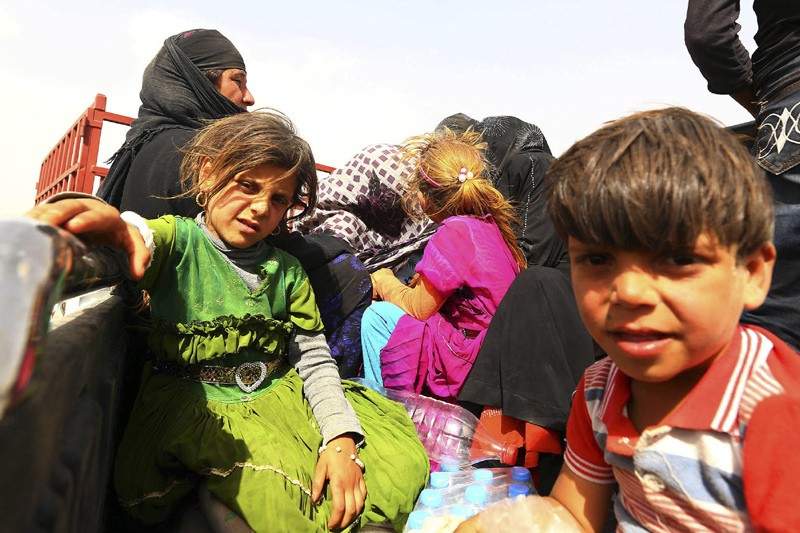 Iraq: Assistance for victims of fighting in Mosul