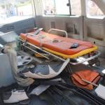 PRCS Ambulance Inside