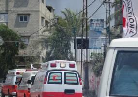 Gaza: ICRC facilitates suspension of hostilities to evacuate wounded