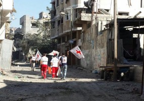 No wonder Gazans are angry. The Red Cross can't protect them