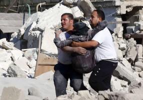 הוועד הבינלאומי של הצלב האדום מודאג לנוכח שימוש בלתי קביל בכלי נשק נפיצים באזורים אורבניים