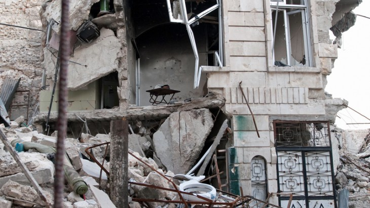 Syria and Iraq: ICRC calls for better compliance with humanitarian law