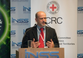 ICRC Head of Delegation's speech at INSS-ICRC Conference, Tel Aviv, 2nd December 2014