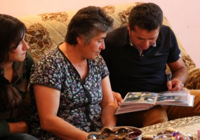 Armenia: Families of missing persons renovate homes with ICRC loans