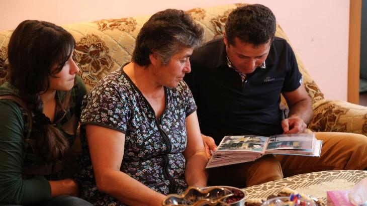 ארמניה: משפחות נעדרים משפצות בתים בסיוע הלוואות מה-ICRC