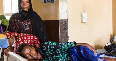 ניגריה: ה-ICRC עוזר לבית החולים מאידוגורי לטפל בקרבנות אלימות