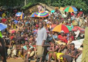 טנזניה: פליטים מבורונדי נוהרים לקגונגה וקיגומה