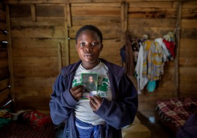 כתבה מצולמת על משפטי האונס ברפובליקה הדמוקרטית של קונגו זוכה בפרס הצילום Humanitarian Visa d'Or