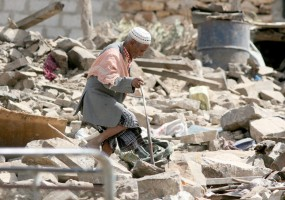 תימן: אנשים זקוקים נואשות לסיוע