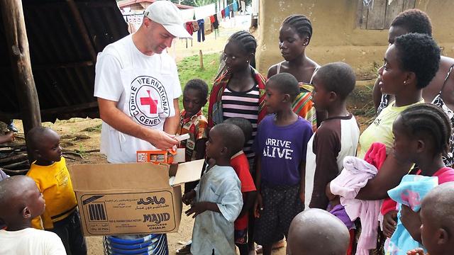 YNET: סיכום השנה ההומניטרית בתמונות